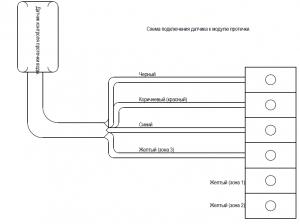 ch-c0040psb_podkluch схема подключения