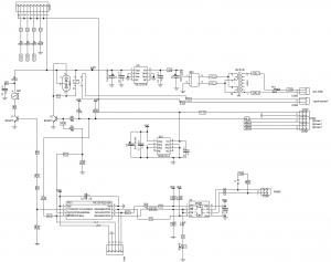 ch-c0040psb_schem Принципиальная схема