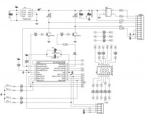 ch-c3000 Схема терморегулятора